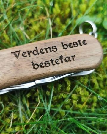 Victorinox / Victorinox kniv med gravering