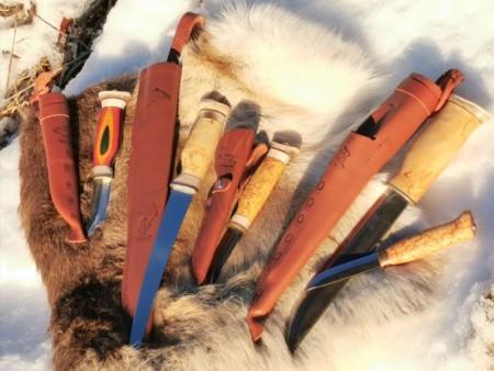 Kniver og tilbehør fra Wood Jewel