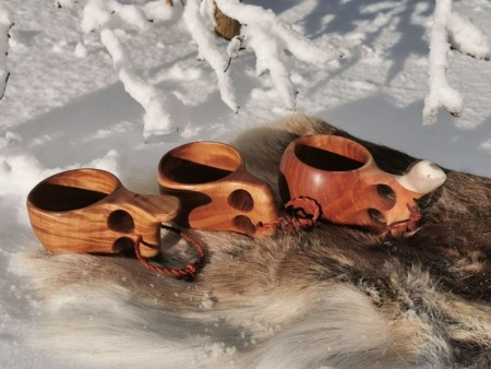 Trekopper fra Wood Jewel