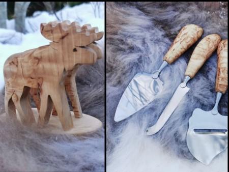 Andre produkter fra wood Jewel